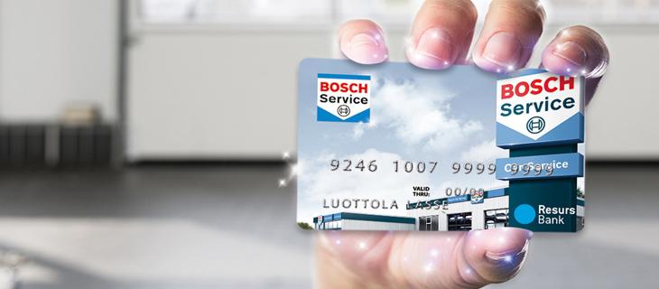 Bosch Car Service -kampanja