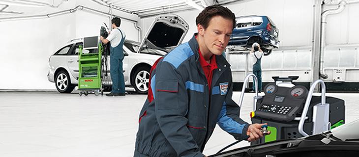 Muista huoltaa auton ilmastointi